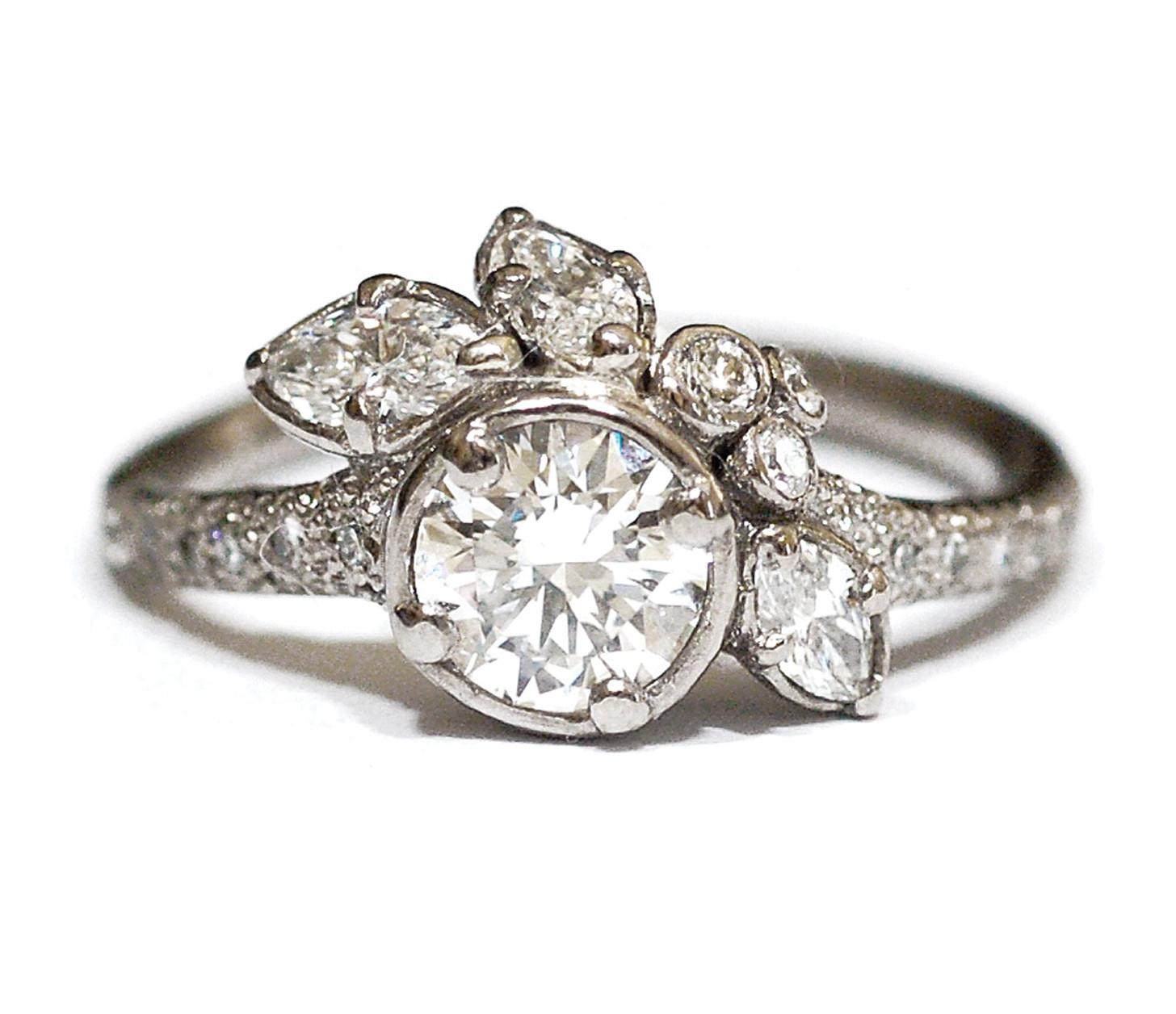 Diamond 'Giardinetti' Ring