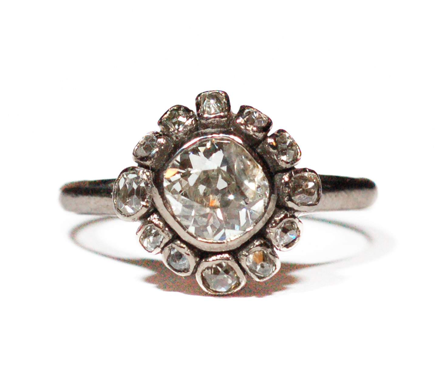 'Silent Winter' Ring