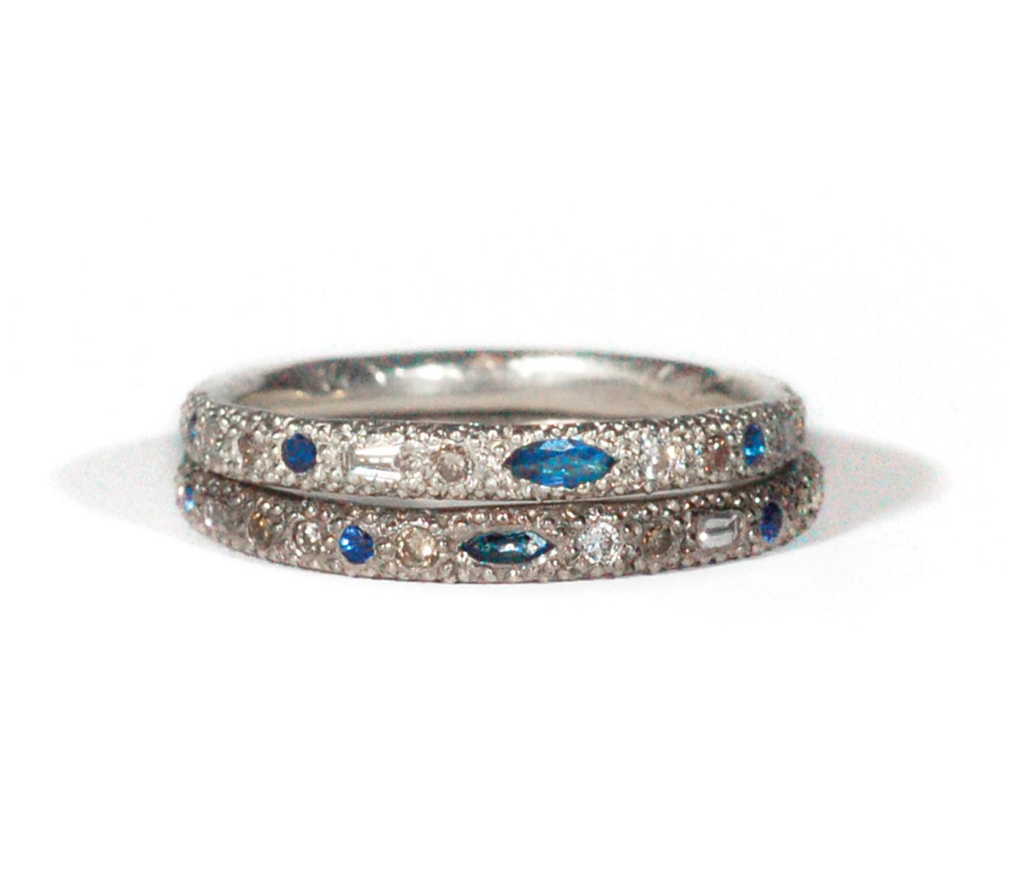 'Eternal Love' Rings