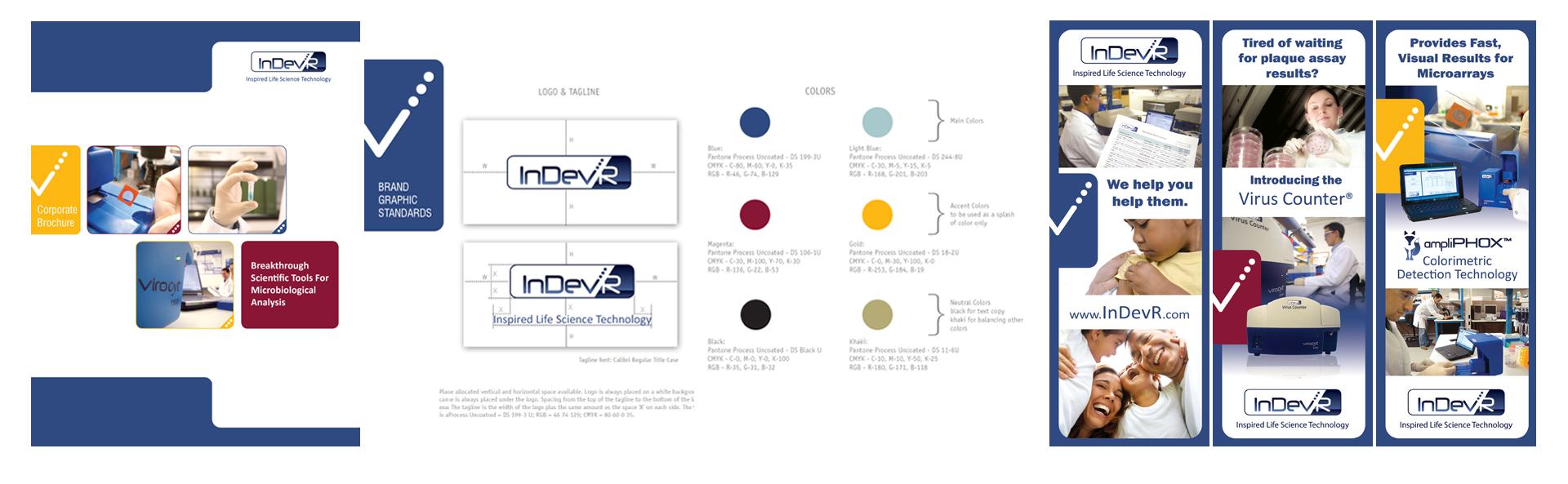 InDevR - Logo, Brand, Website, Business/Marketing Material