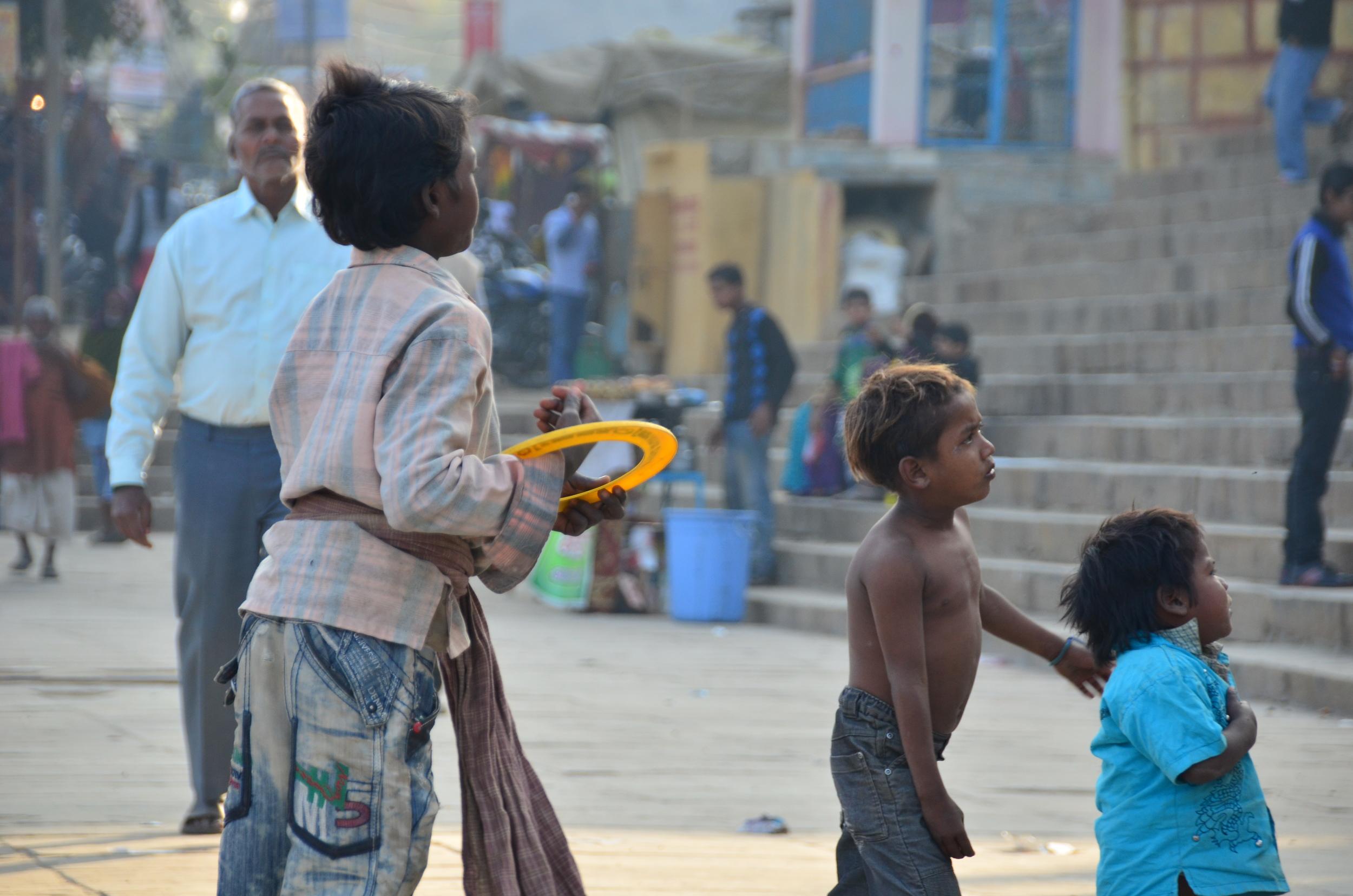 Varanasi, India   2014