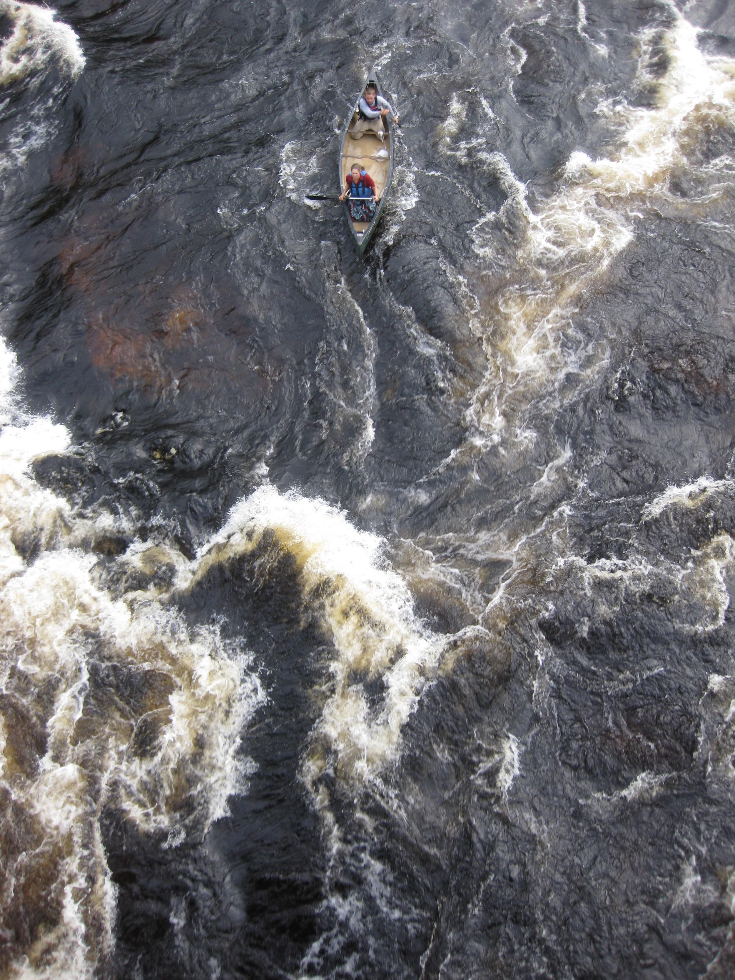 Mistassibi River   2011