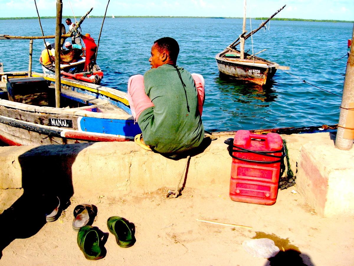 Jamal, Lamu, Kenya