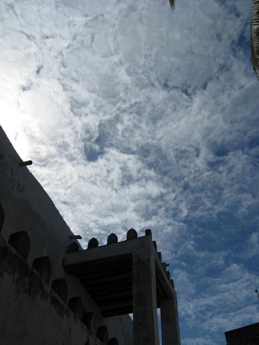 Sky, Shela, Kenya