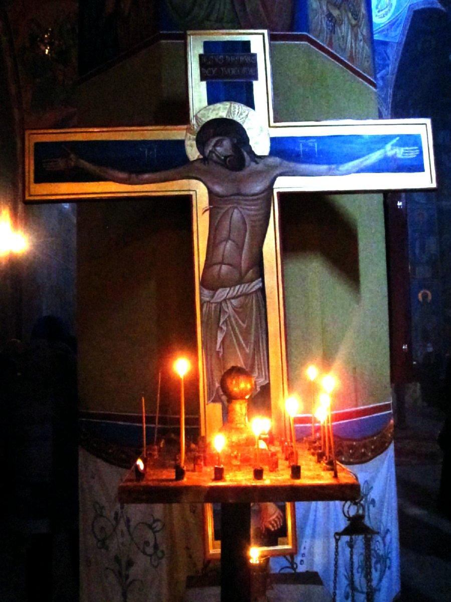 Altar, Tbilisi, Georgia