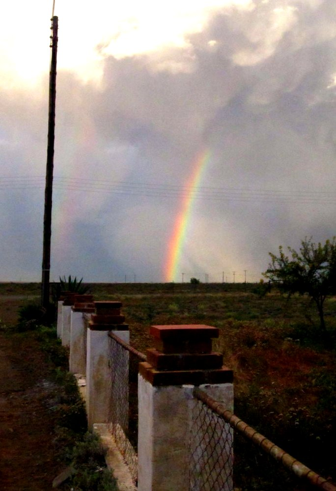 Rainbow, Rietbron, South Africa