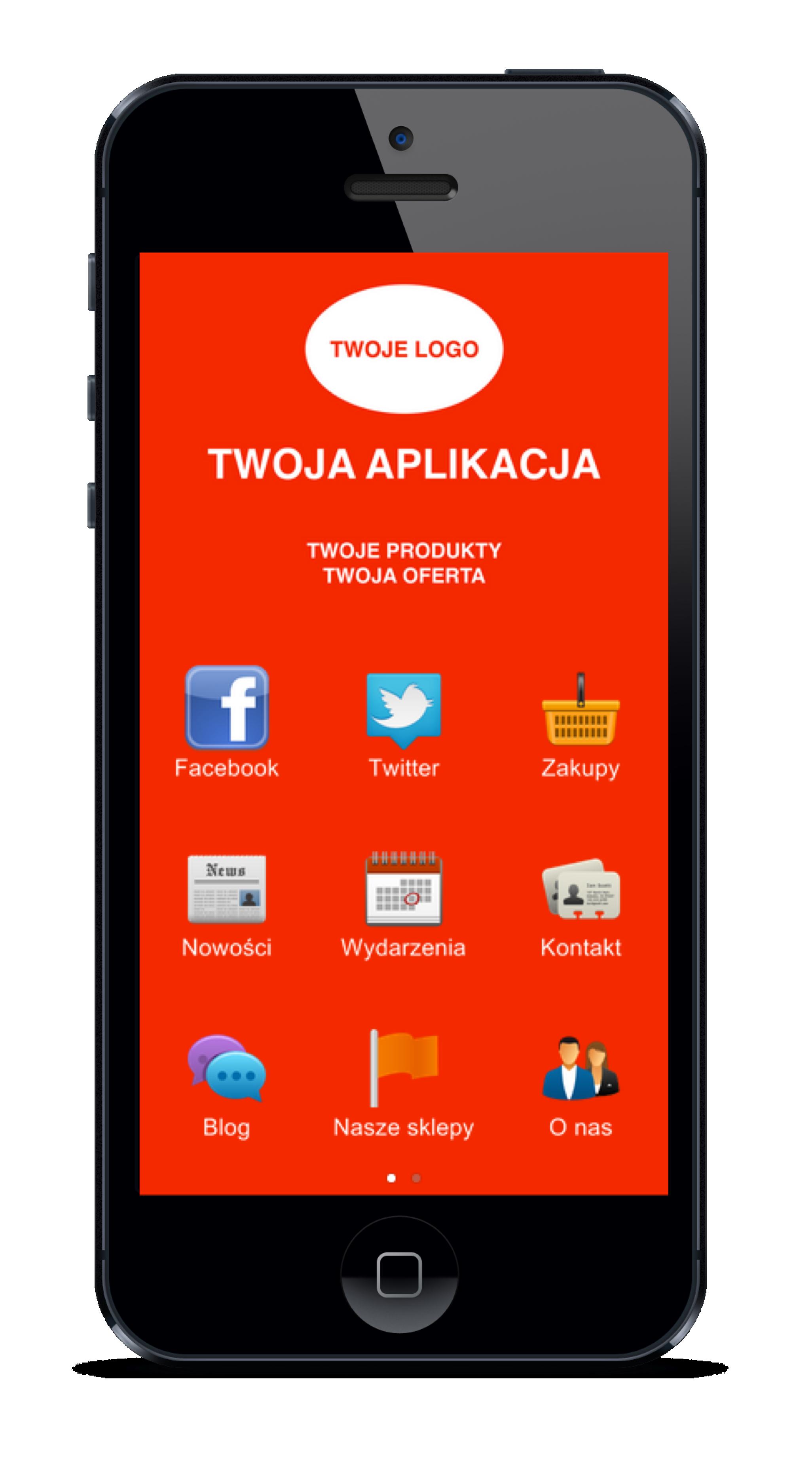 Aplikacja mobilna na Androida, iOS, iPhone, iPad. Velg