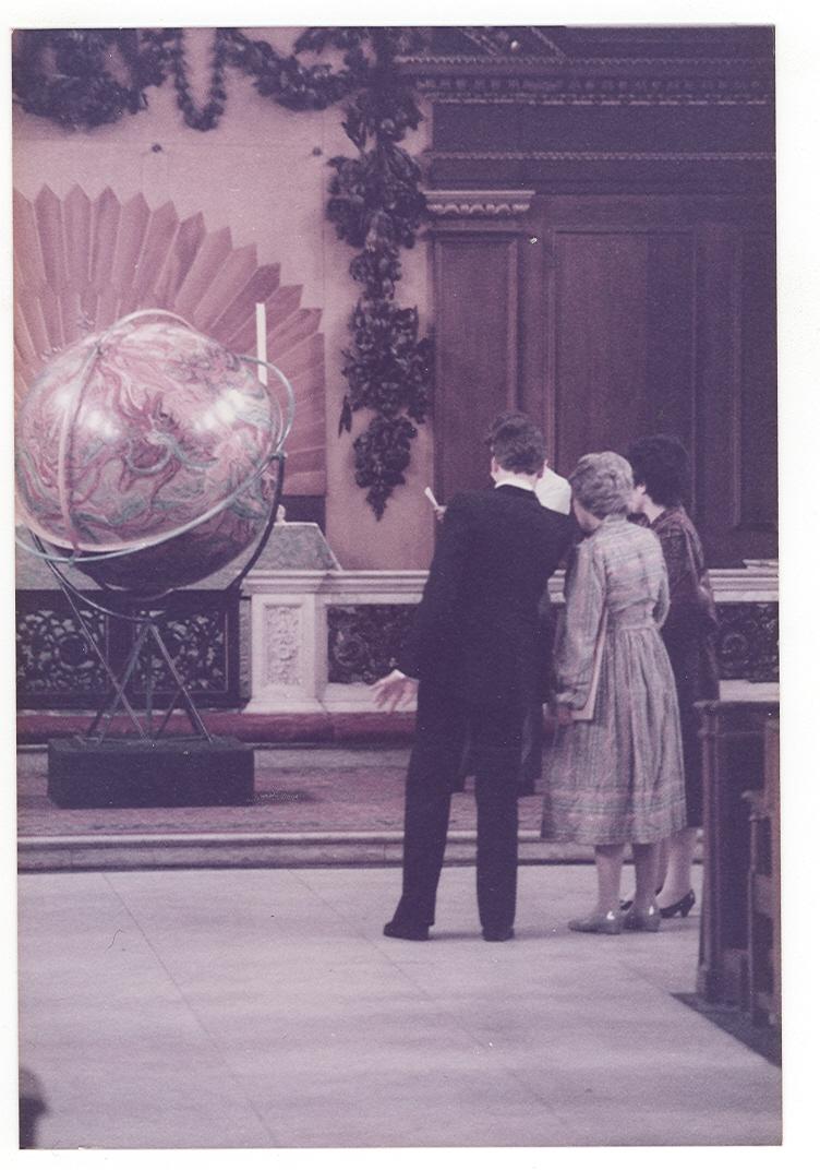 Faye Pomerance, Sphere of Redemption (1967)