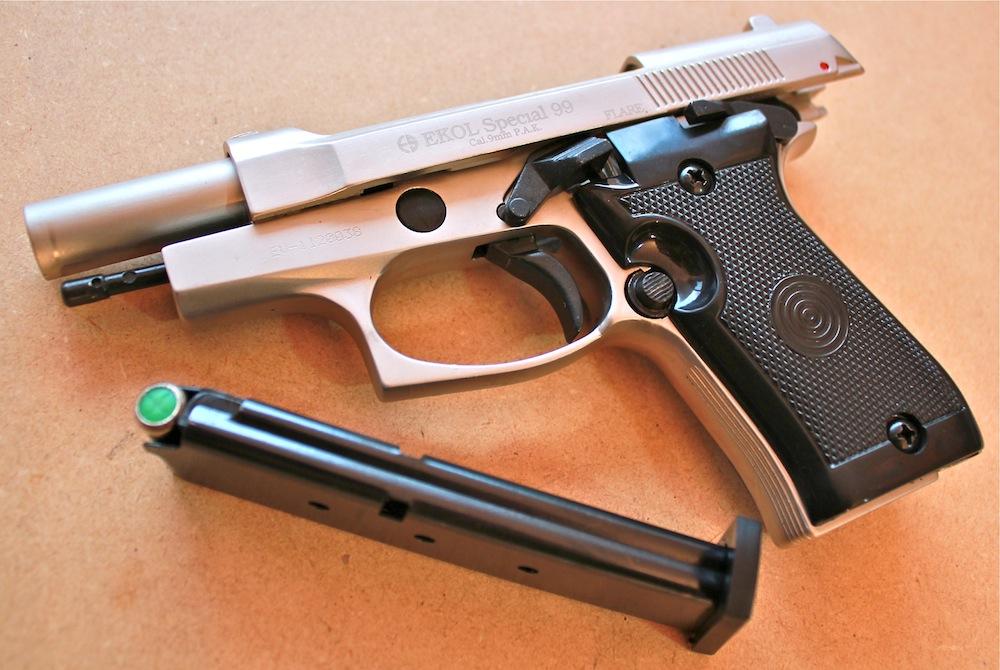 Blank Guns — Replica Airguns Blog | Airsoft, Pellet, & BB