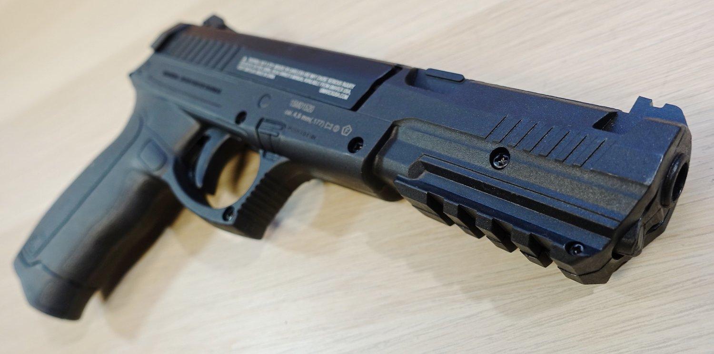 Umarex DX-17 Spring Powered BB Pistol Field Test Review