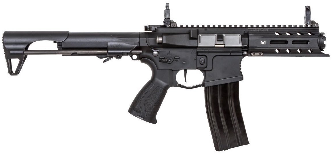 G&G ARP-556 and ARP-9 AEG Airsoft CQB Table Top Review
