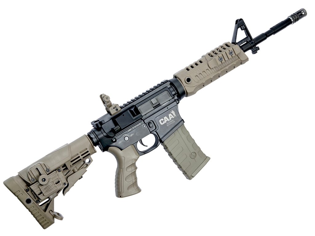 ASG CAA M4 Proline AEG Airsoft Rifle Left Side.jpg