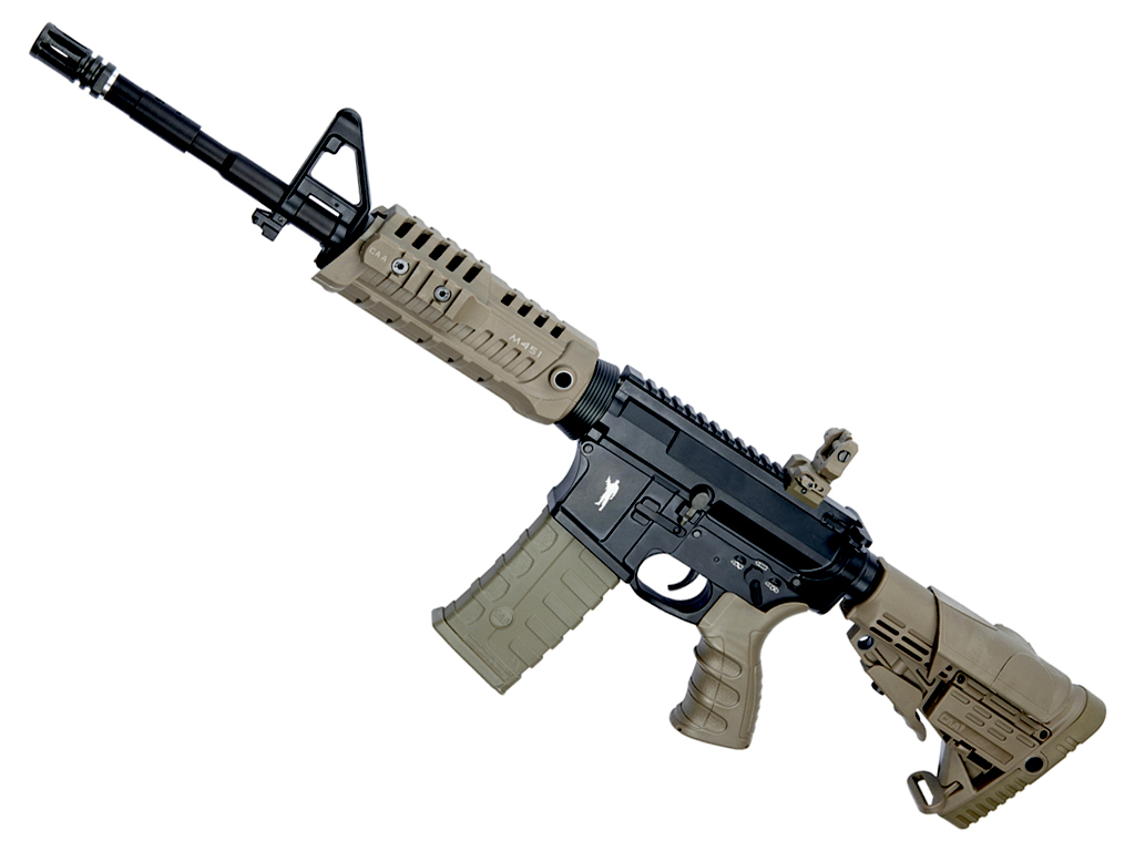 ASG CAA M4 Proline AEG Airsoft Rifle Right Side.jpg