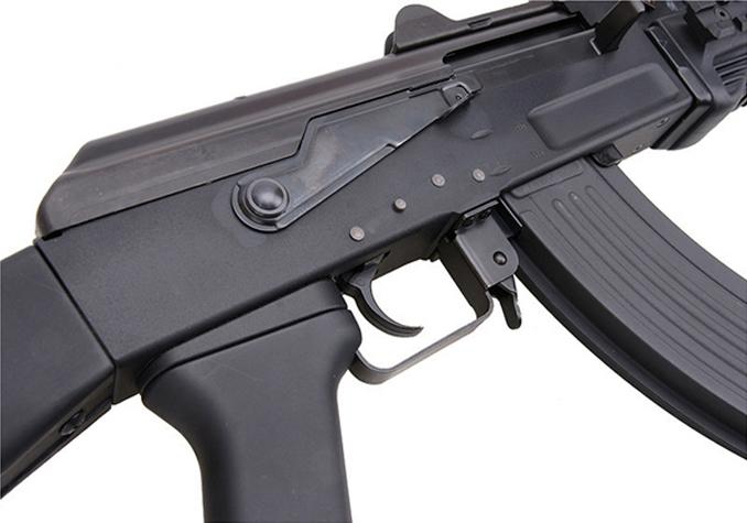 G&G RK Beta AEG AK Airsoft Rifle Left Receiver.jpg