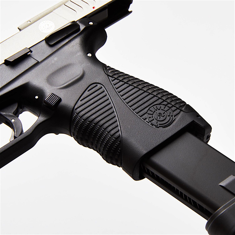 Cybergun Taurus PT24:7 G2 Silver Right Side Mag.jpg