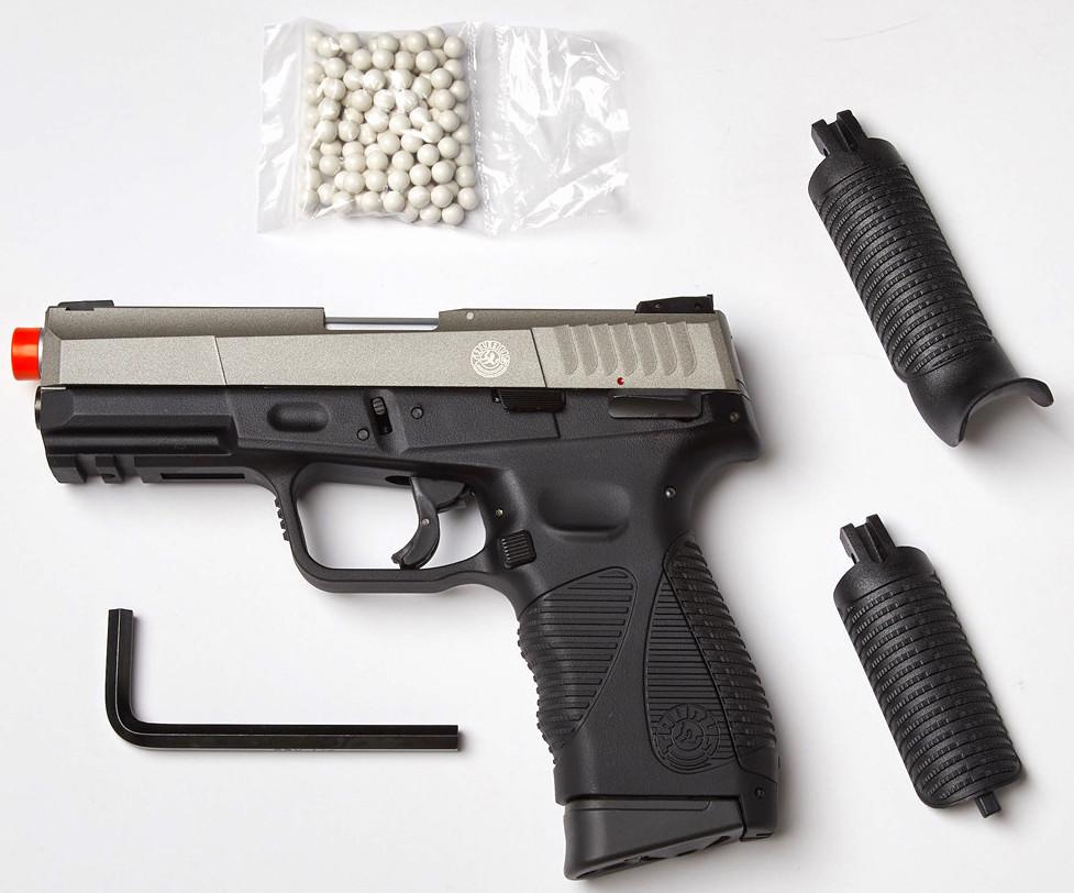 Cybergun Taurus PT24:7 G2 Silver Left Side All.jpg