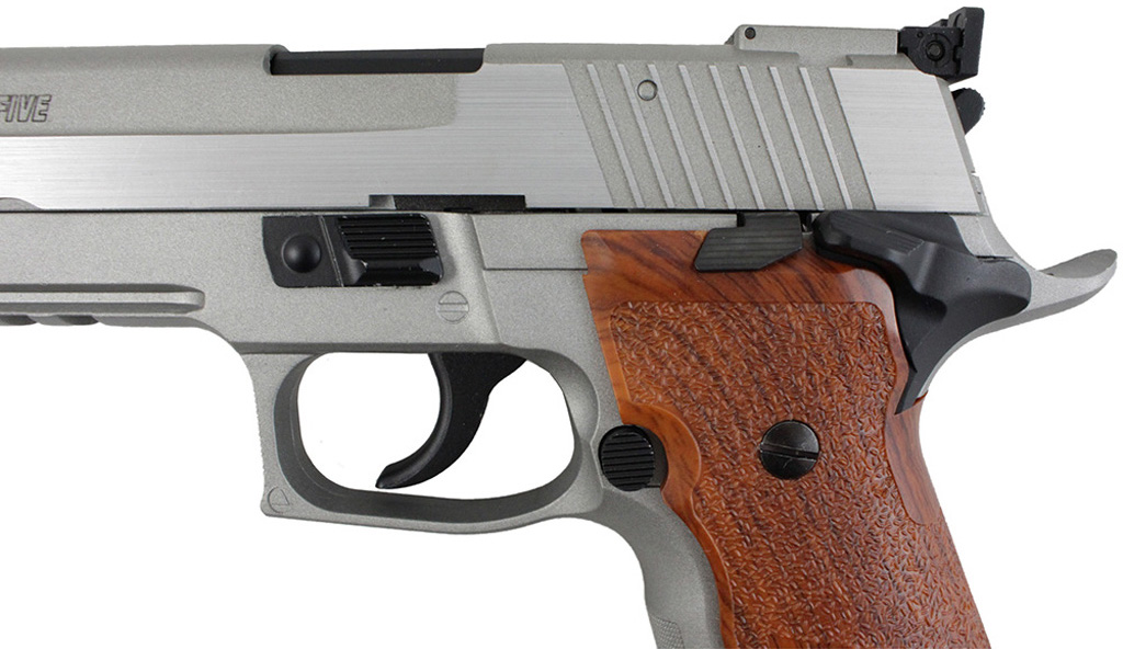 Cybergun Sig Sauer X-five Airtsfot Stainless Right Side Close.jpg