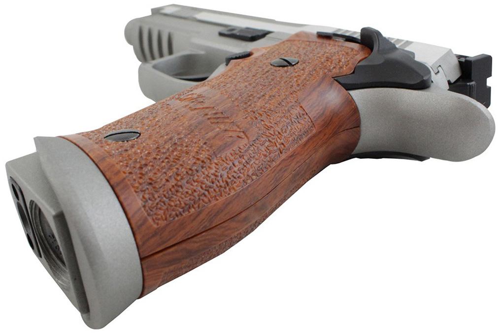 Cybergun Sig Sauer X-five Airtsfot Stainless Wood Grips.jpg