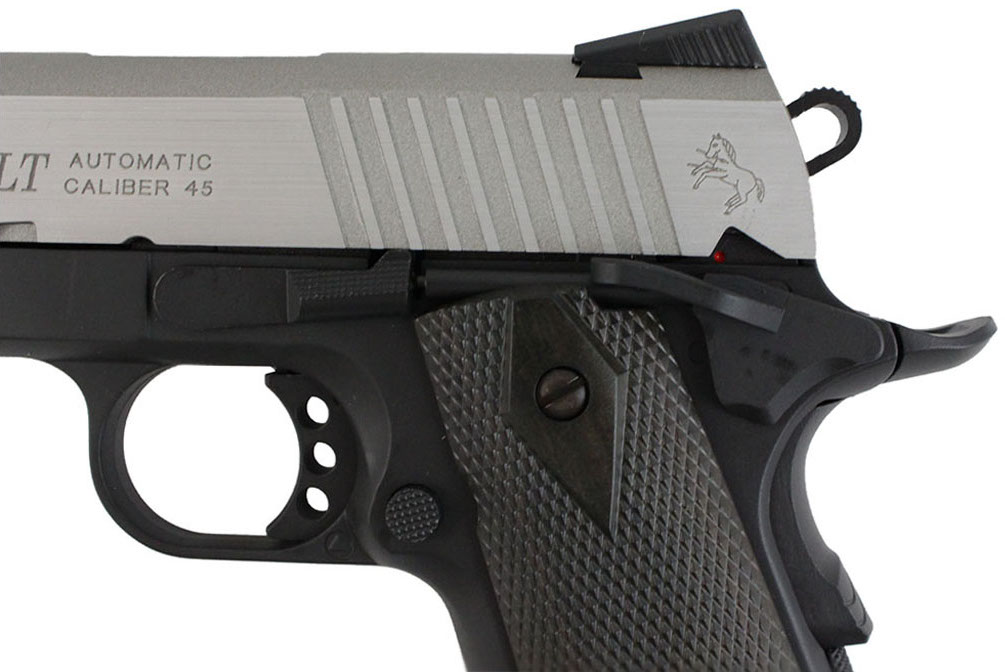Cybergun Rail Gun 1911 Two Tone.jpg