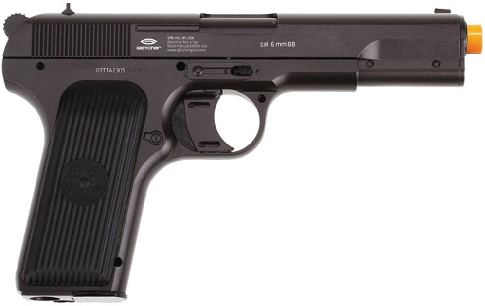 Gletcher TT-A Tokarev Right Side.jpg
