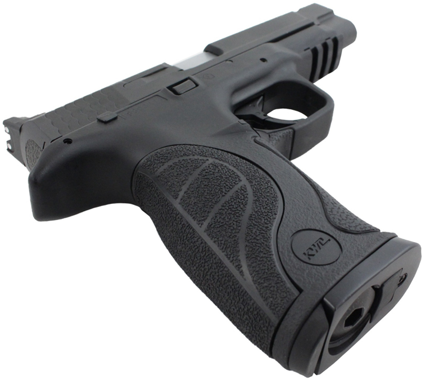 KWC M&P 40 Extended Barrel Right Side Angle Rear.jpg