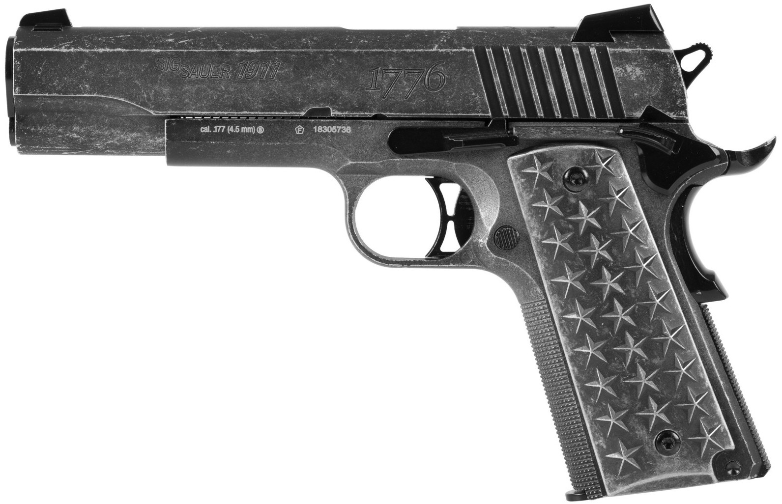 Sig Sauer We the People 1911 Left Side.jpg
