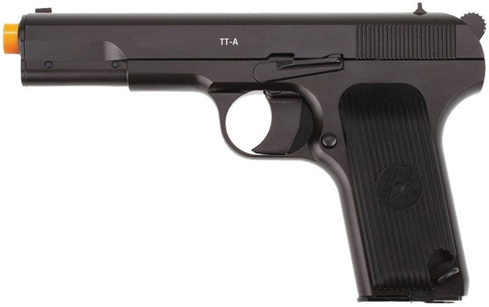 Gletcher TT-A Tokarev Left Side.jpg