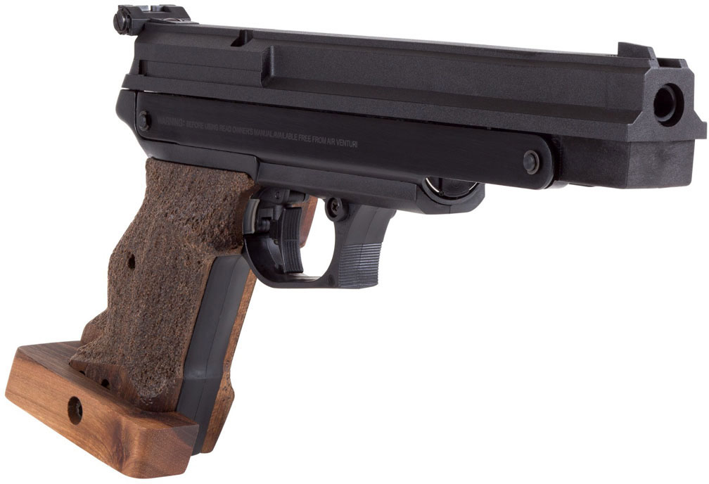 Air Venturi V10 Competition Pellet Pistol Right Side Angle.jpg
