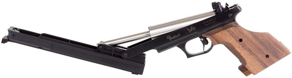 Air Venturi V10 Match Pellet Pistol Field Test Review