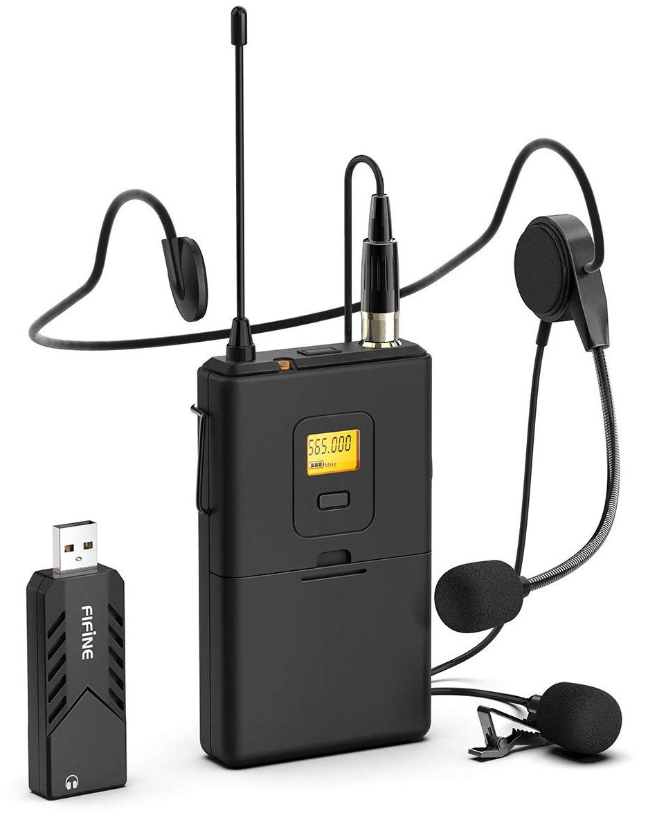 Fifine Wirelss Headset and Lapel Mic.jpg