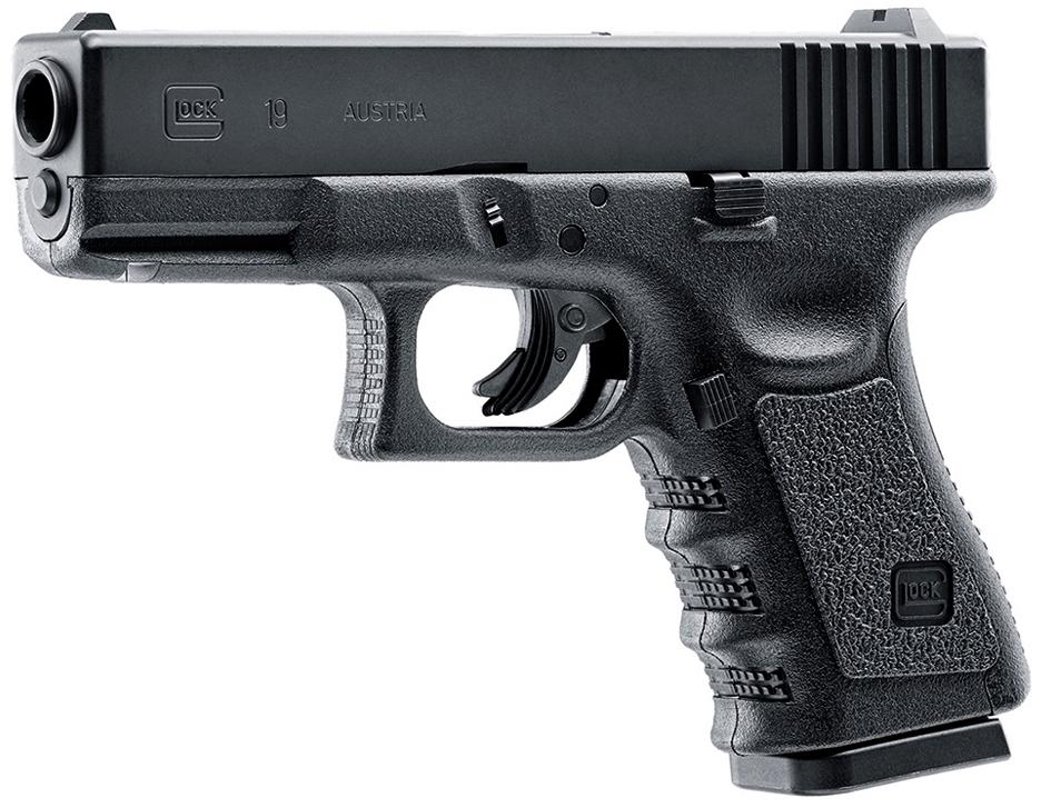 Umarex Glock 19 CO2 BB Pistol Left Side Barrel.jpg