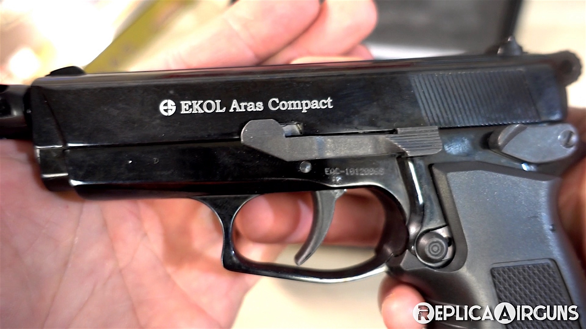Replica Airguns Silent Auction EKOL ARAS Compact Left Side.jpg