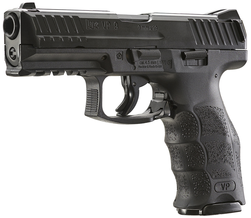 Umarex HK VP9 CO2 Blowback BB Pistol Left Side Angle.jpg