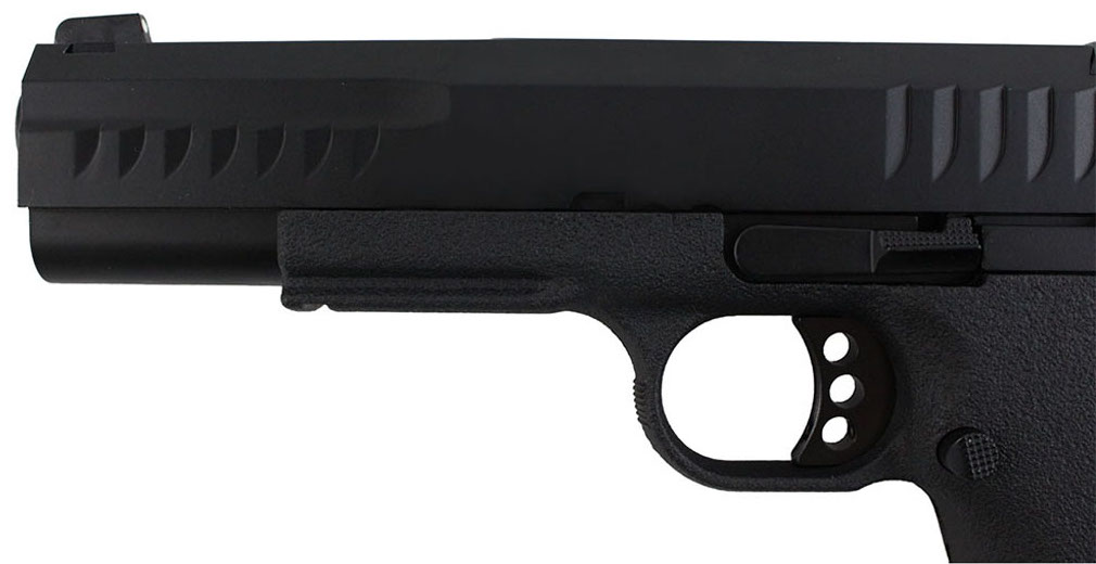 KJWorks KP-08 CO2 Airsoft Pistol Left Side Barrel.jpg