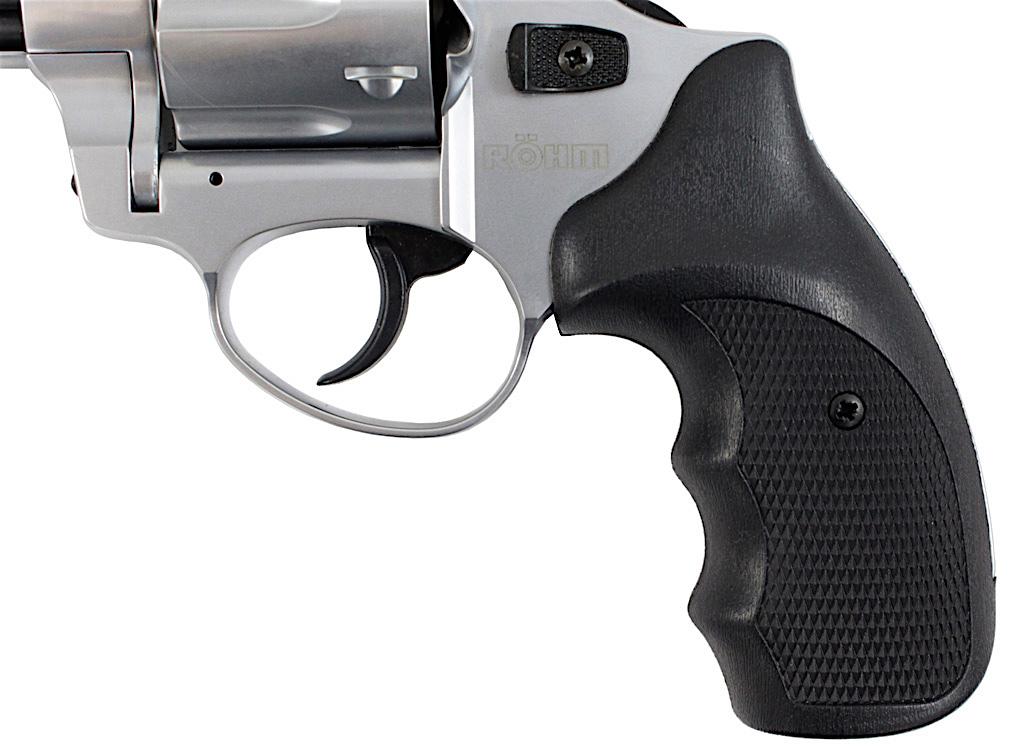 ROHM RG-89 .380 Caliber Blank Revolver Left Side Grips.jpg