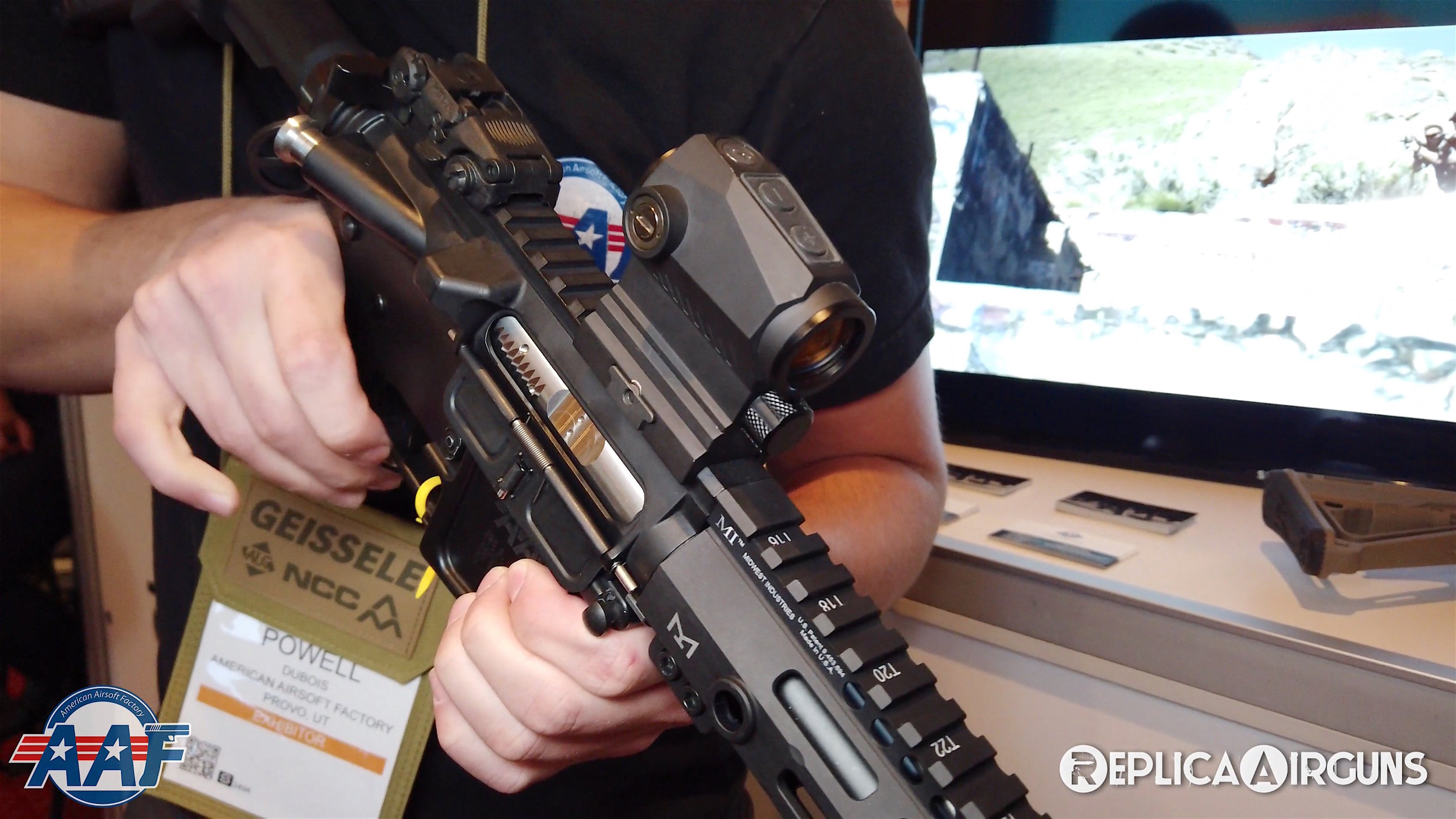 American Airsoft Factory SHOT Show 2019 Interview Close.jpg