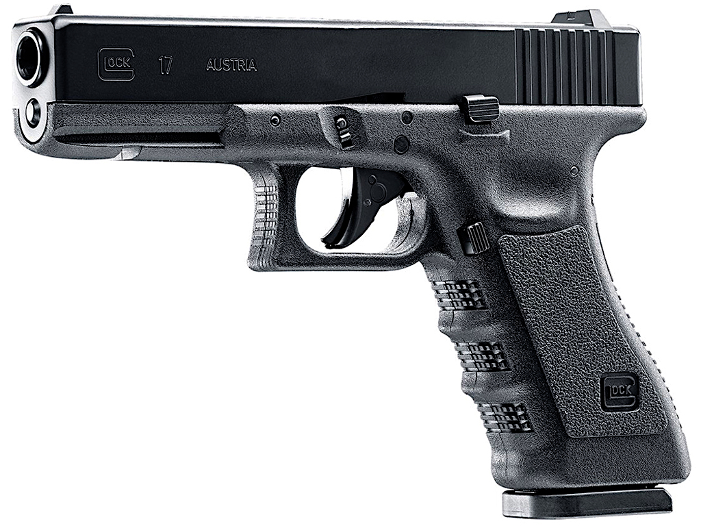 Umarex Glock 17 Gen 3 CO2 Blowback BB Pistol Left Side Front.jpg
