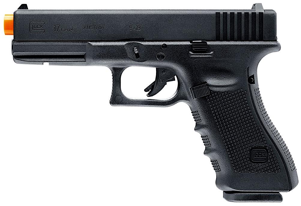 Umarex Glock 17 Gen 4 GBB Airsoft Pistol Left Side.jpg