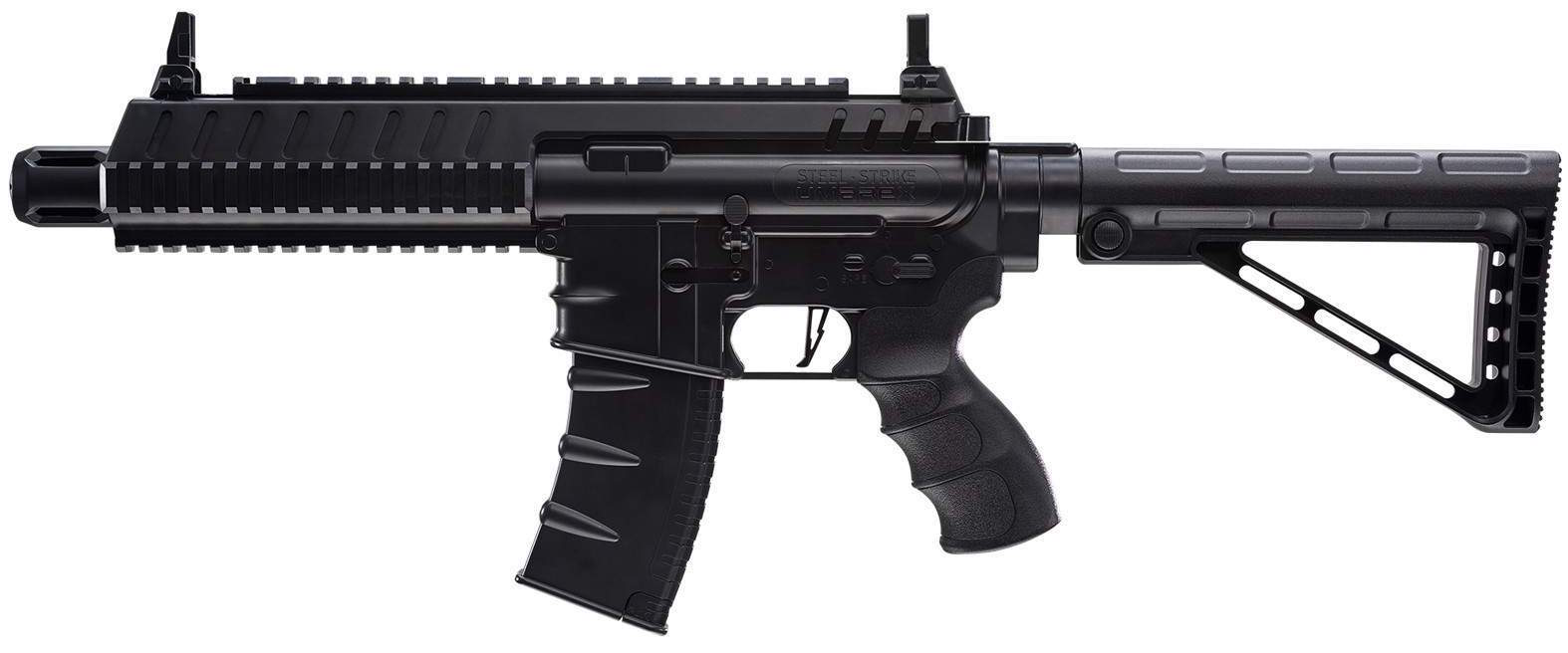 Umarex Steel Strike CO2 Blowback BB Rifle Left Side.jpg