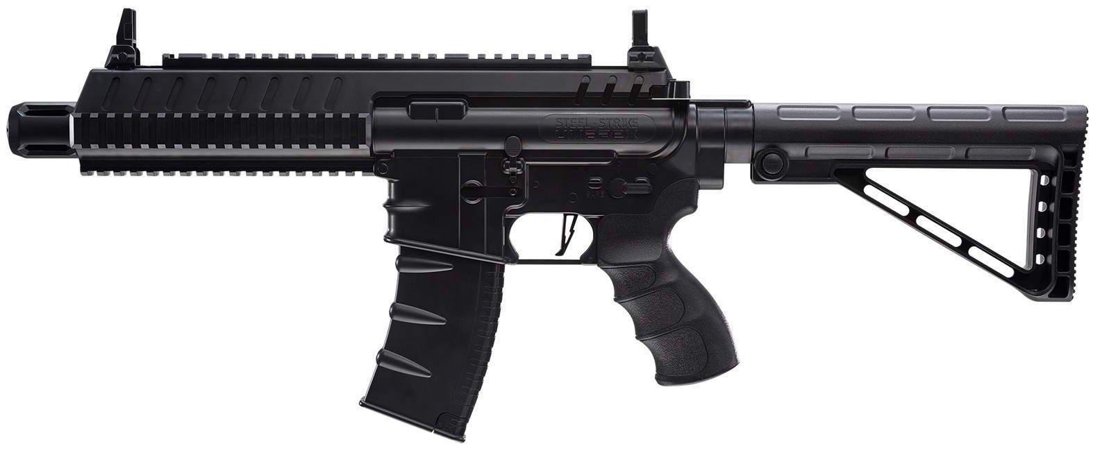 Umarex Steel Strike CO2 Blowback BB Rifle Left Side.jpg