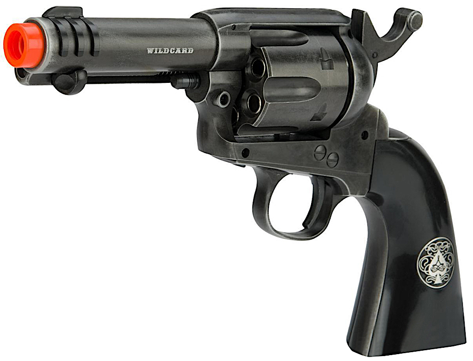 Umarex WildCarad 45 Airsoft Left Side Angle.jpg