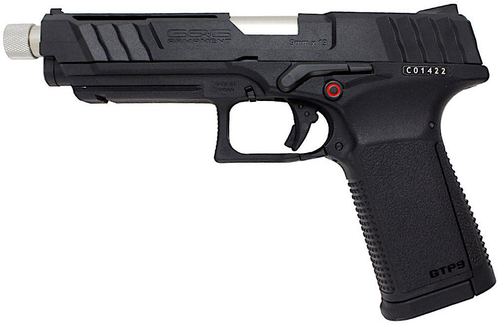 G&G GTP9 GBB Airsoft Pistol Left Side.jpg