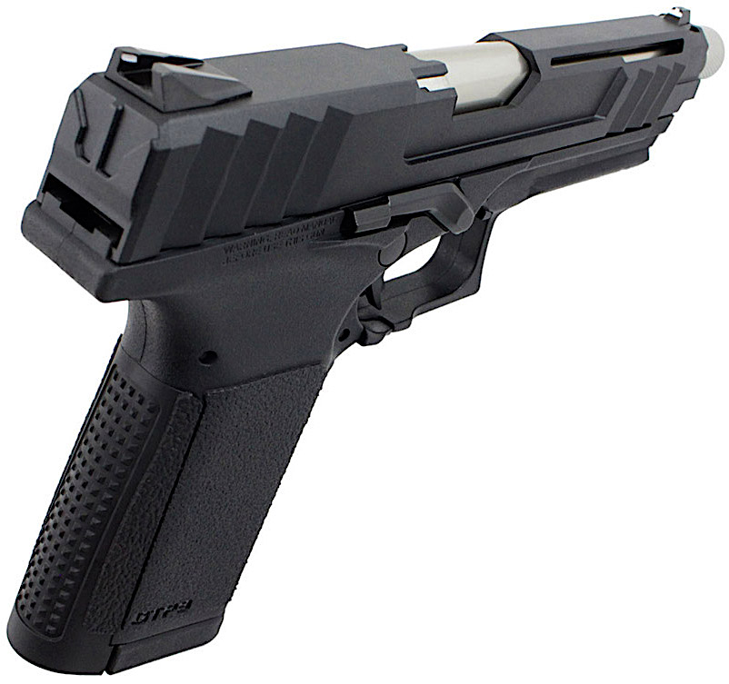 G&G GTP9 GBB Airsoft Pistol Table Top Review — Replica
