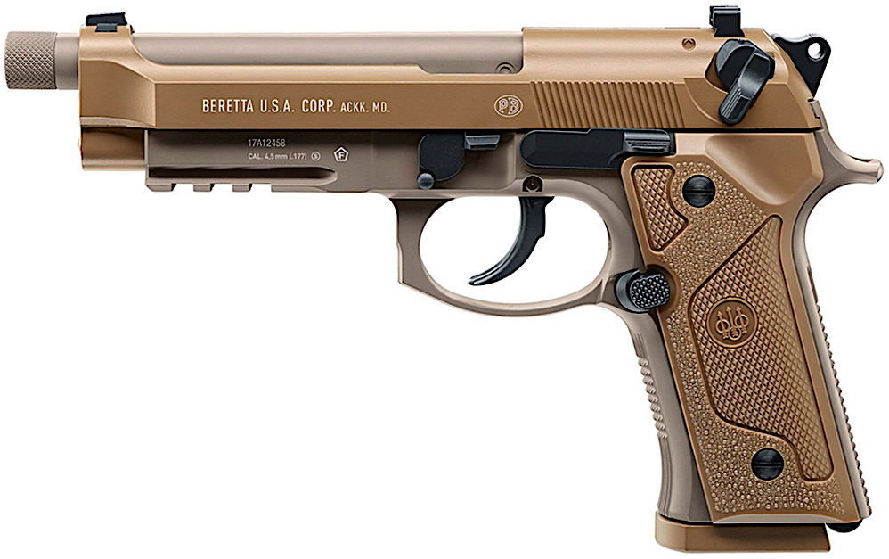 Umarex Beretta M9A3 Full Auto CO2 BB Pistol Left Side.jpg
