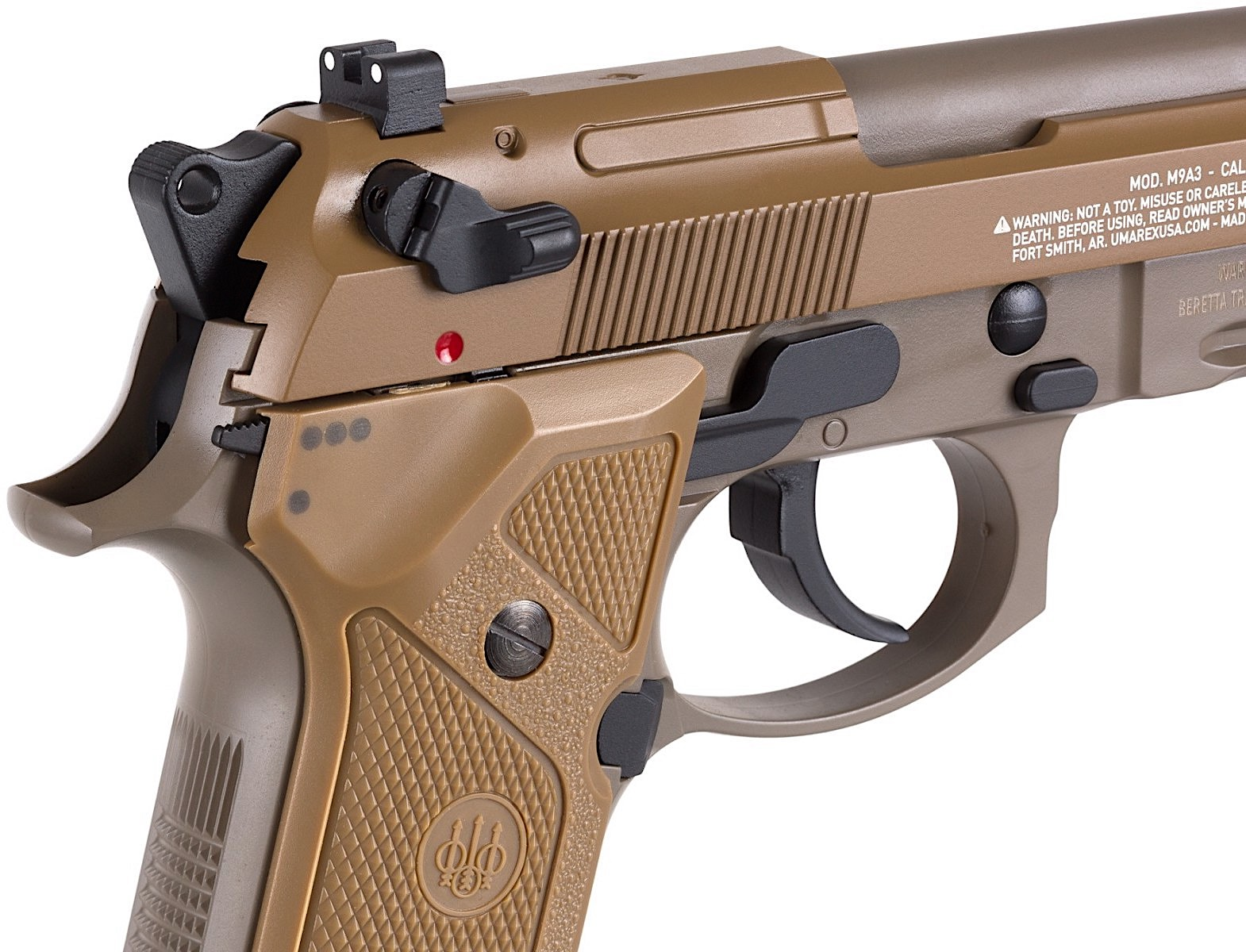 Umarex Beretta M9A3 BB Pistol Right Side Selector.jpg