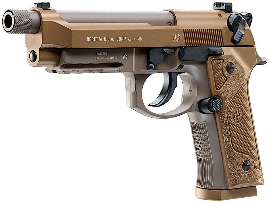 Umarex Beretta M9A3 BB Pistol Left Side Angle.jpg