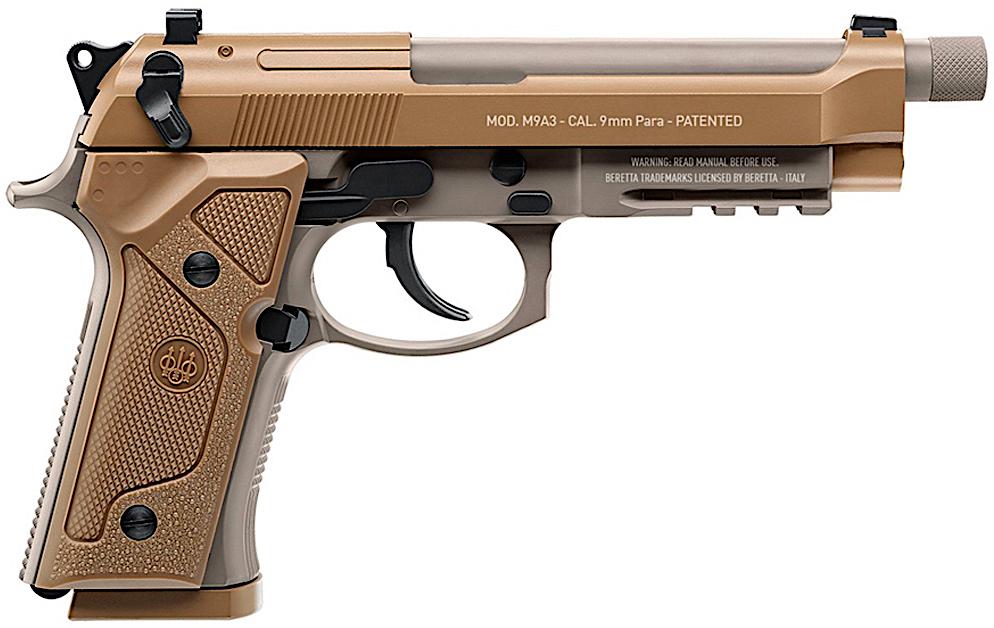 Umarex Beretta M9A3 BB Pistol Right Side.jpg