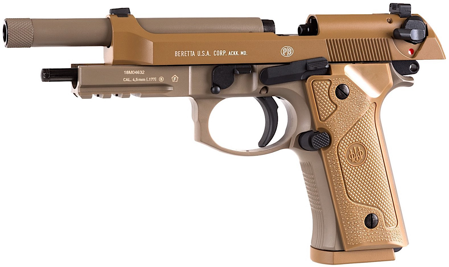 Umarex Beretta M9A3 BB Pistol Left Side Open.jpg