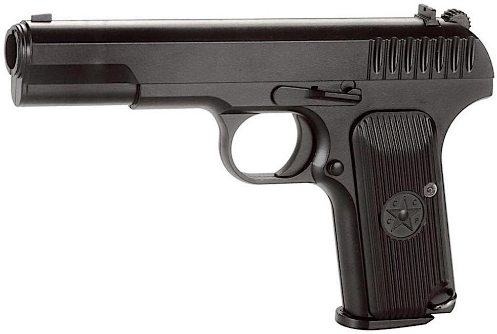 KWC TT-33 Tokarev SAO CO2 BB Pistol.jpg