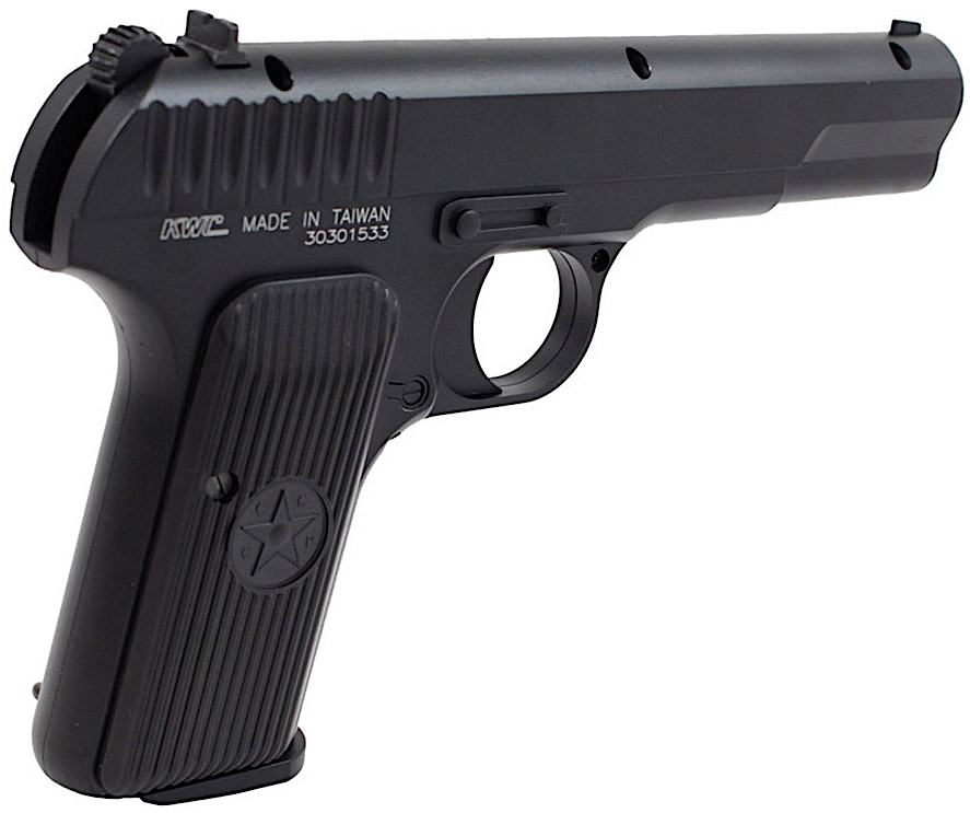 KWC Model TT-33 CO2 SAO BB Pistol Right Side Back.jpg
